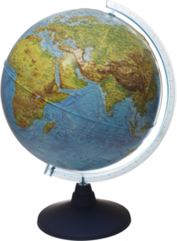 Globe : Interactieve Wereldbol - 32cm - 321516AL