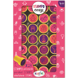 Aladine Stempelen : Stampo Easy - 3622