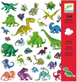 Djeco : Stickers Dinosaurussen - 8843