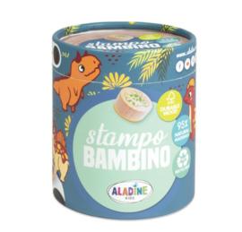 Aladine : Stampo Bambino Stempels Dinosaurus - 3133