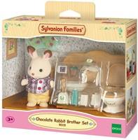 Sylvanian Families : Chocolade konijn broertje - 5015