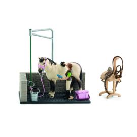 Schleich : Paarden Wasplaats - 42104