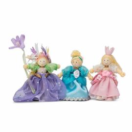 Le Toy Van : Budkins Prinsessen Set - BK918