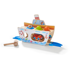 Haba : Kullerbü Klopbank Schip Ahoi - 304816
