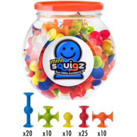 Fat Brain : Squigz Mini 75 pcs - 5021071