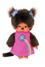 Monchhichi : Meisje Butterfly Dress - 220472