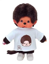 Monchhichi kleding 20 cm : T-Shirt en schoenen - 254439