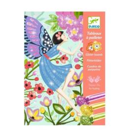 Djeco : Glitterschilderijen - 9516