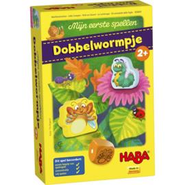 """Haba : Spel """"Dobbelwormpje"""" - 303641"""