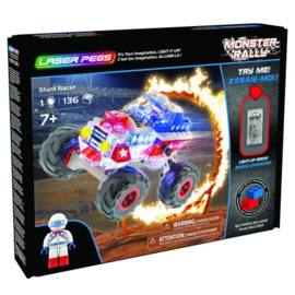 Laser Pegs : Stunt Racer - 19209