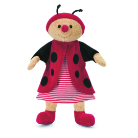 Sterntaler : Poppenkastpop Lieveheersbeestje