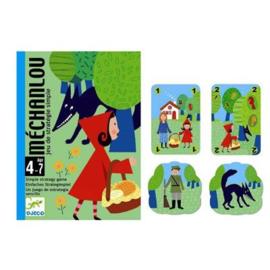 Djeco : Kaartspel Roodkapje - 5126