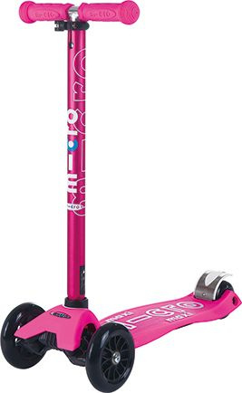 Micro Step : Maxi Micro Deluxe Shocking Pink - MMD035