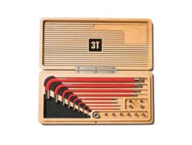 3T X Silca HX1 Essential Tool Kit