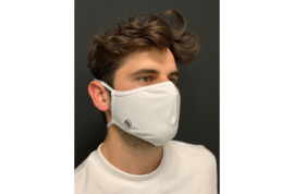 MB Wear Mask Adult Wit