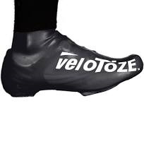 Velotoze Short Shoe Cover Black