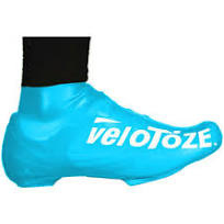Velotoze Short Shoe Cover Blue