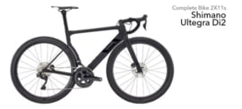 3T Strada Due Team Stealth Ultegra DI2