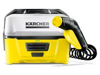 Kärcher Mobile Outdoor Cleaner met Adventure Box