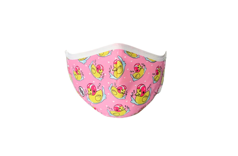 MB Wear Mask Child Duck