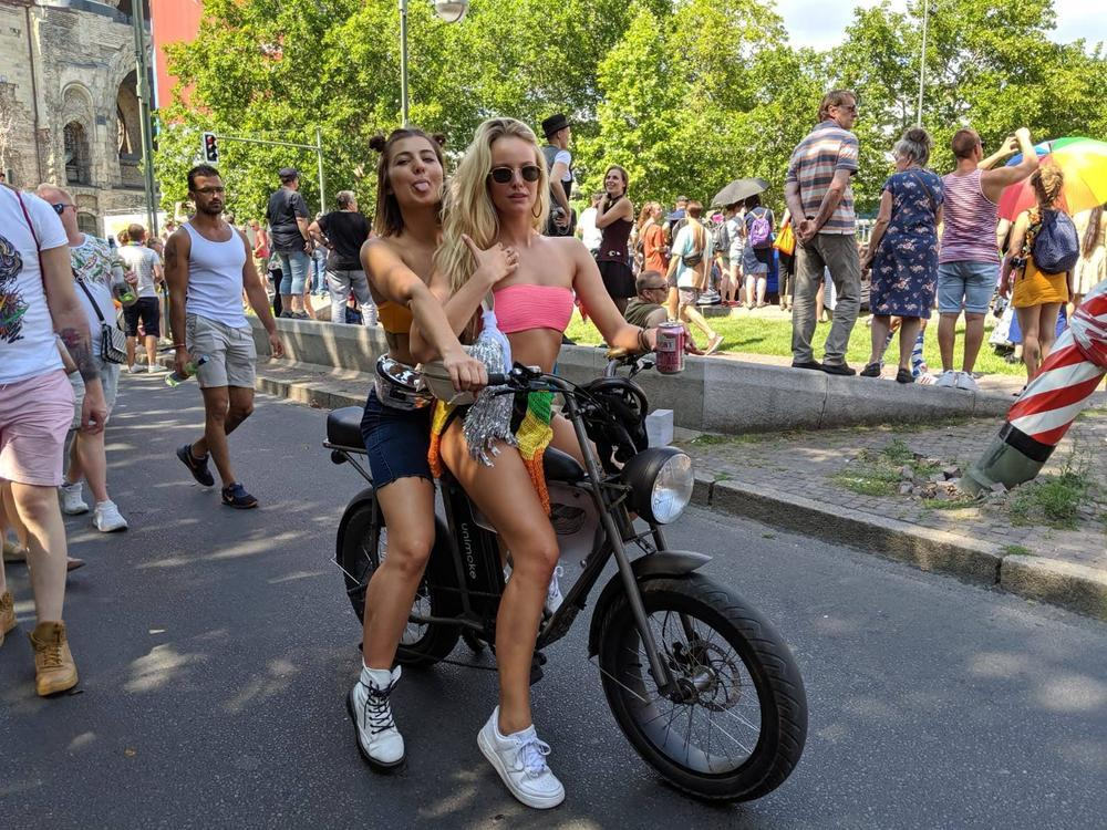 Unimoke - the fat bike