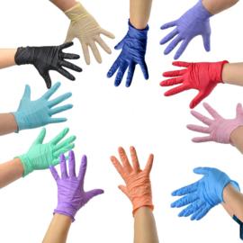 Handschoenen - nitril 100st.