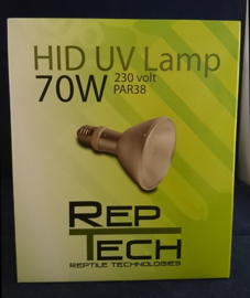 Reptech HID lamp 70 W