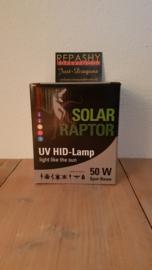 !!! AANBIEDING !!! Schakelbare Philips VSA + Solar Raptor 50W  HID lamp