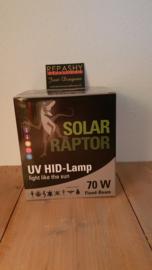 Solar Raptor 70 watt PAR38 (flood)