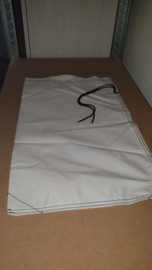 Grote slangenzak. 49 x 30 cm
