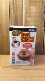 Zoomed Repti Basking spot. 100 Watt