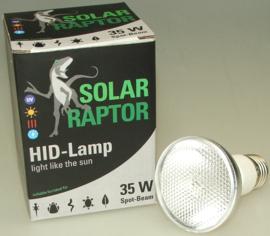 VSA (nieuw) + HID SOLAR RAPTOR 35 watt (spot) -> SETPRIJS