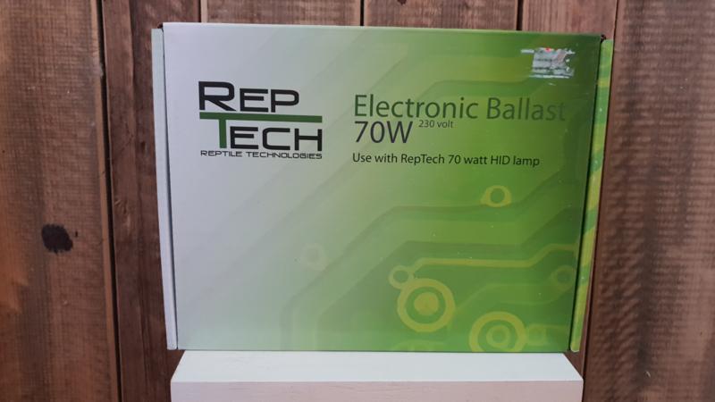 Reptech ballast 70 watt