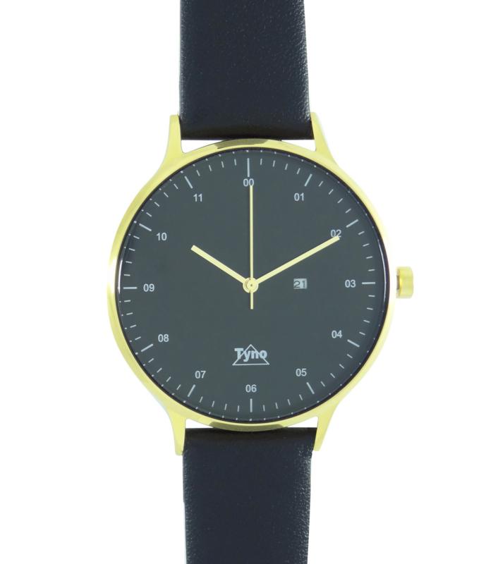 Tyno classic Goud zwart 201-008 zwart