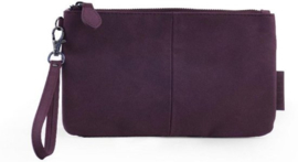 Zebratrends clutch Yasmine bordeauxrood