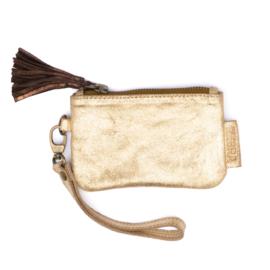 Zebratrends wallet Gigi echt leder goud