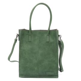 Kartel bag model Rosa Zebratrends groen