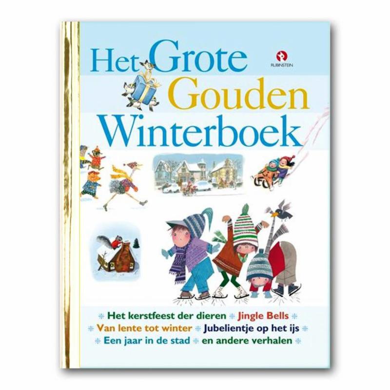 Het gouden winterboek