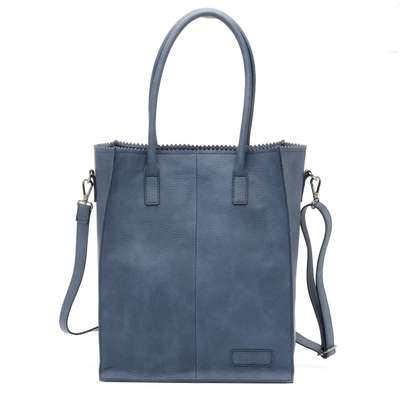 Kartel bag model Rosa Zebratrends Blauw