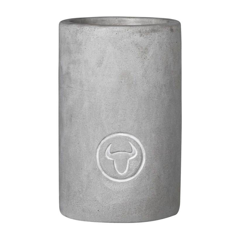 Bottle cooler beton bull