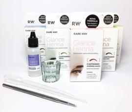 RWGH013 - startkit klein met 3 tinten | kit pequeño con 3 colores | kit petit avec 3 couleurs | Kit mit 3 Farben