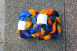 Blauwen met een Oranje Randje