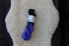 Glitter Schaap -  Violet Zebra