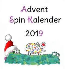 Advent Spin Kalender 2019