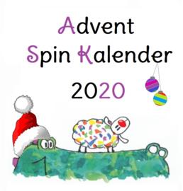 Advent Spin Kalender 2020 🎄