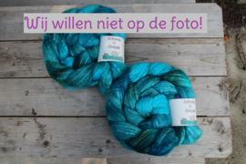 Spin- en ViltWol ~ Merino/Zijde