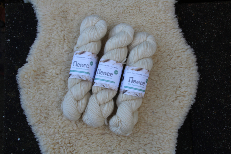 West Yorkshire Spinners BlueFaced Leicester Roving