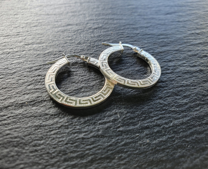V- logo ringen