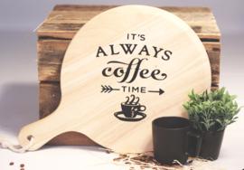 Muursticker COFFEE CUP