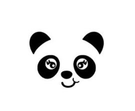 Muursticker SWEET PANDA
